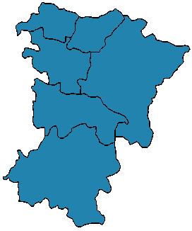 Mapa de comunidades